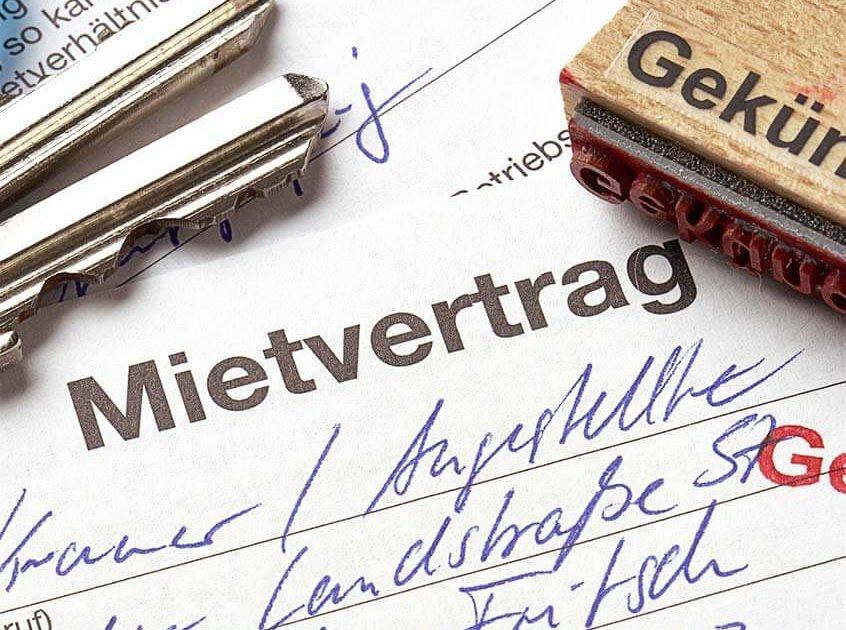 Gesetzliche Kündigungsfrist Bei Wohnungen Beachten Vermietetde