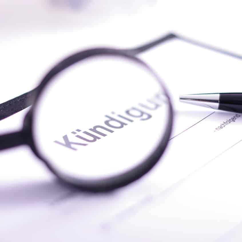 Ausserordentlichen Kundigung Des Mietvertrags Infos Vorlagen