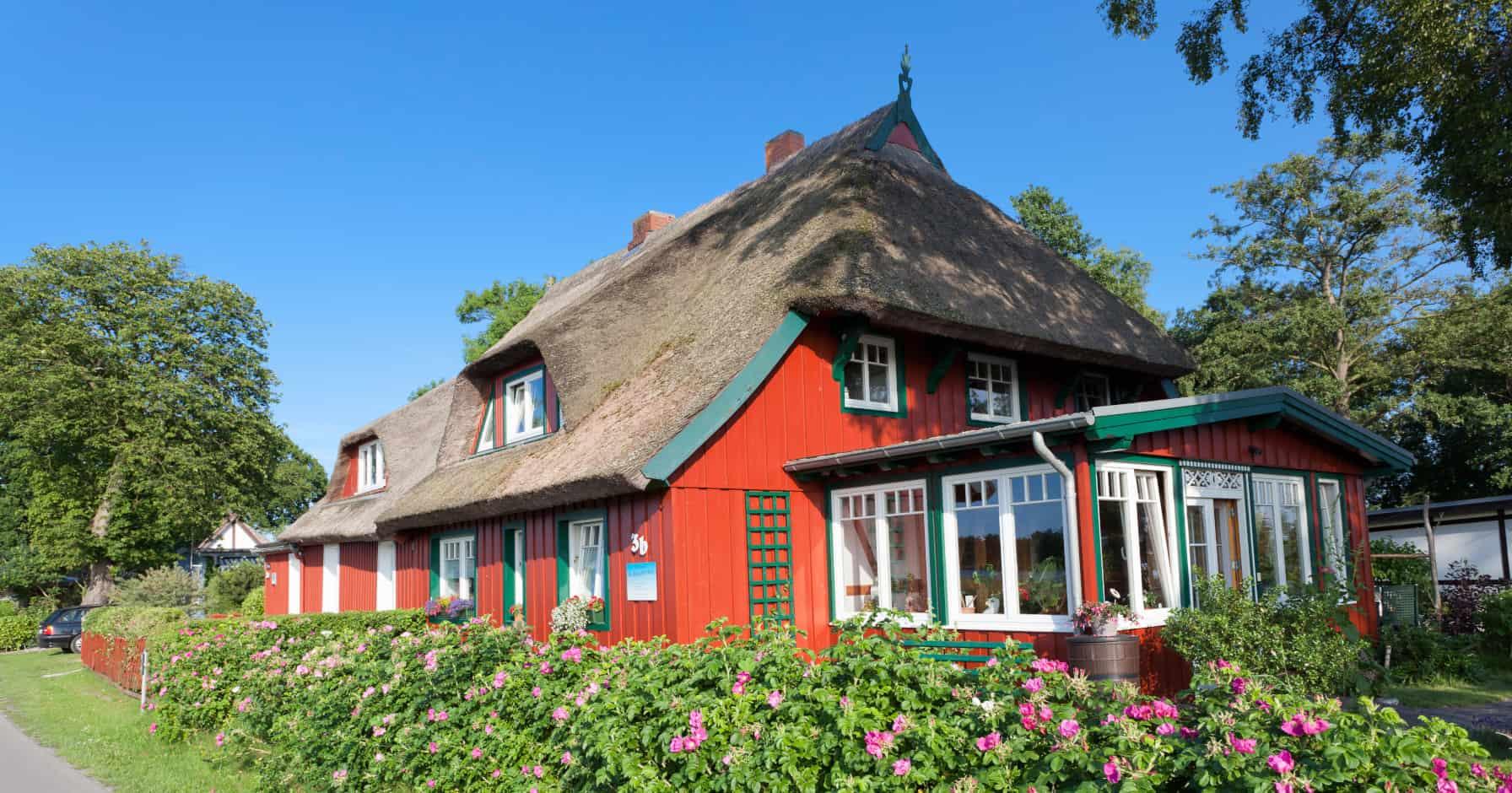 Ein Altes Haus Zu Kaufen Ist Ein Aufwendiges Unterfangen