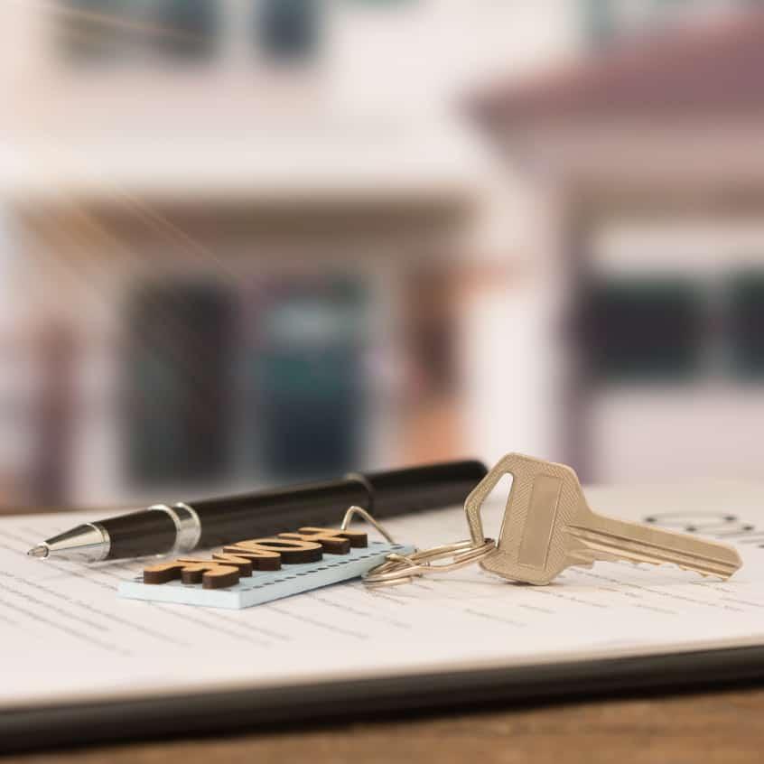 Jeder Hausverkauf Benötigt Einen Vertrag Das Wichtigste