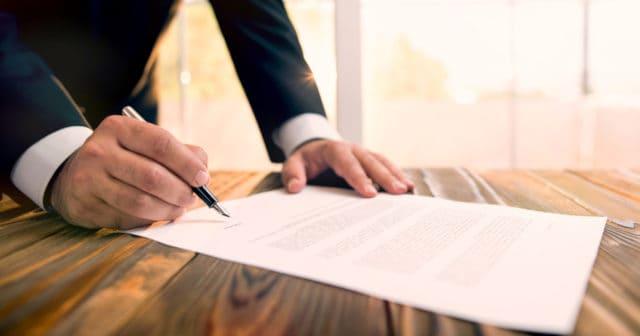 Ein Vorvertrag Zum Immobilienkaufvertrag Vermietetde