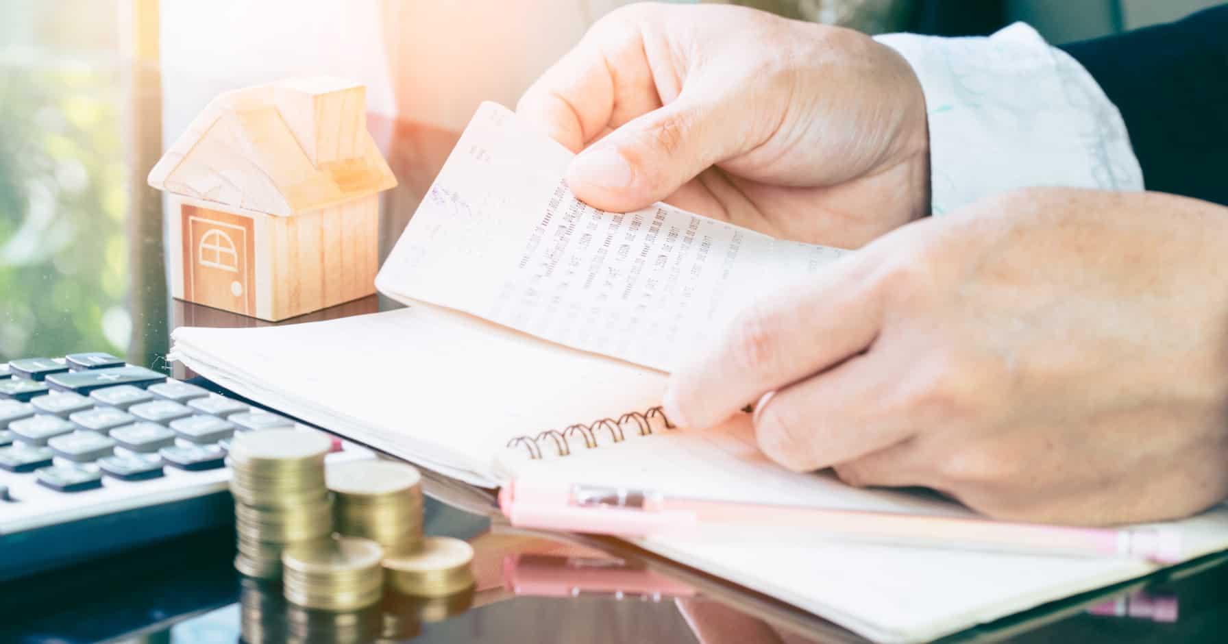 Ehefrau zahlt Schulden des Ehemannes