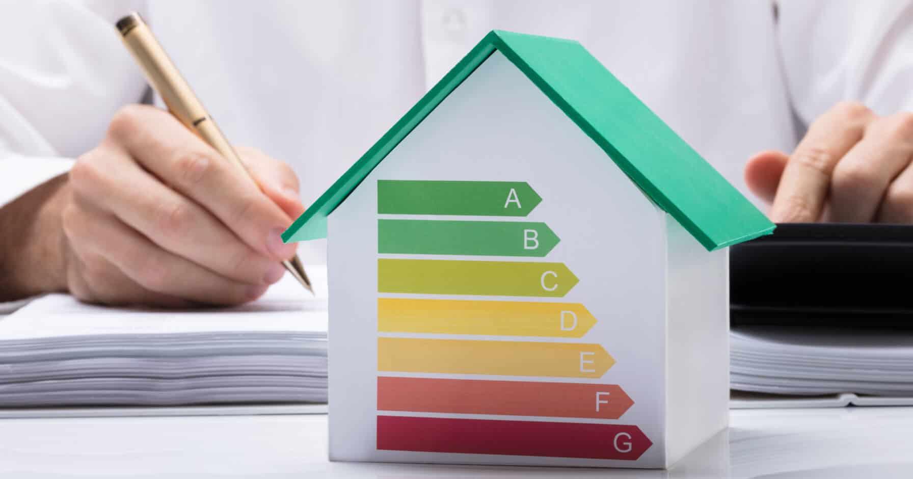 alle informationen zur energieeffizienzklasse a f r ein haus. Black Bedroom Furniture Sets. Home Design Ideas