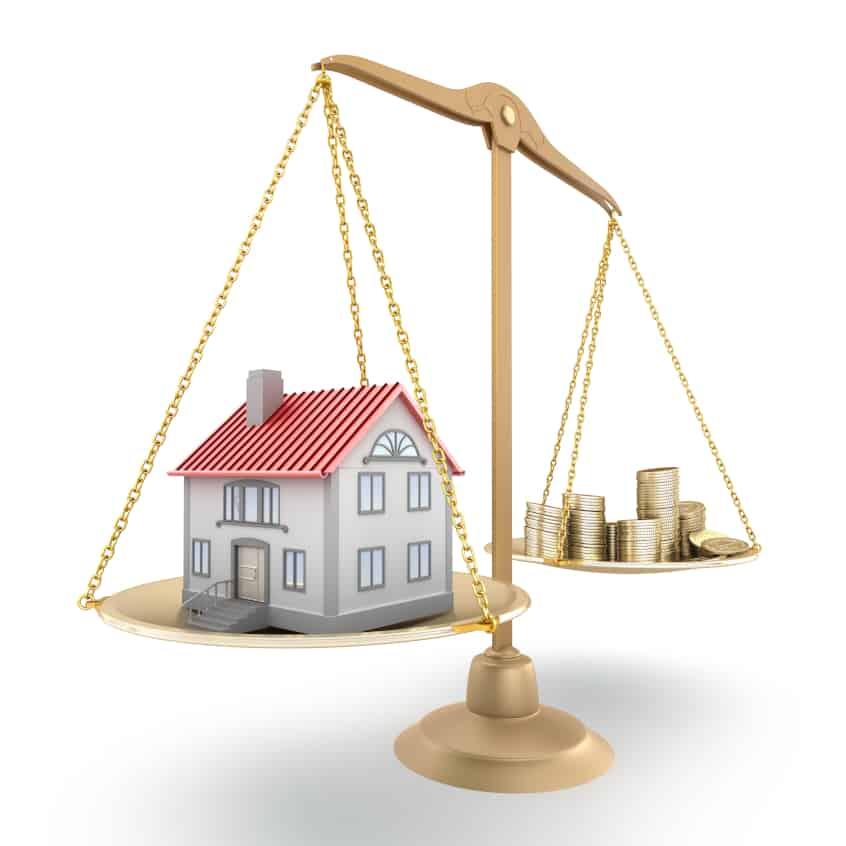 so planen die finanzierung einer immobilie mittels bankdarlehen. Black Bedroom Furniture Sets. Home Design Ideas