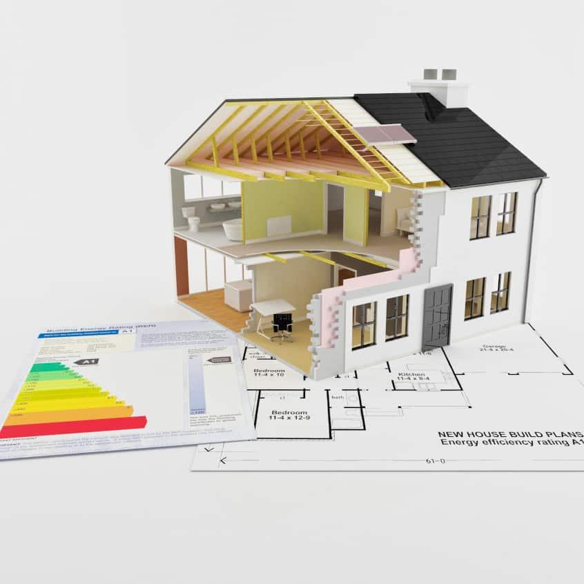 Alle Infos Zur Energieeffizienzklasse B Beim Haus Vermietet De