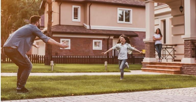 verkauf immobilie innerhalb familie