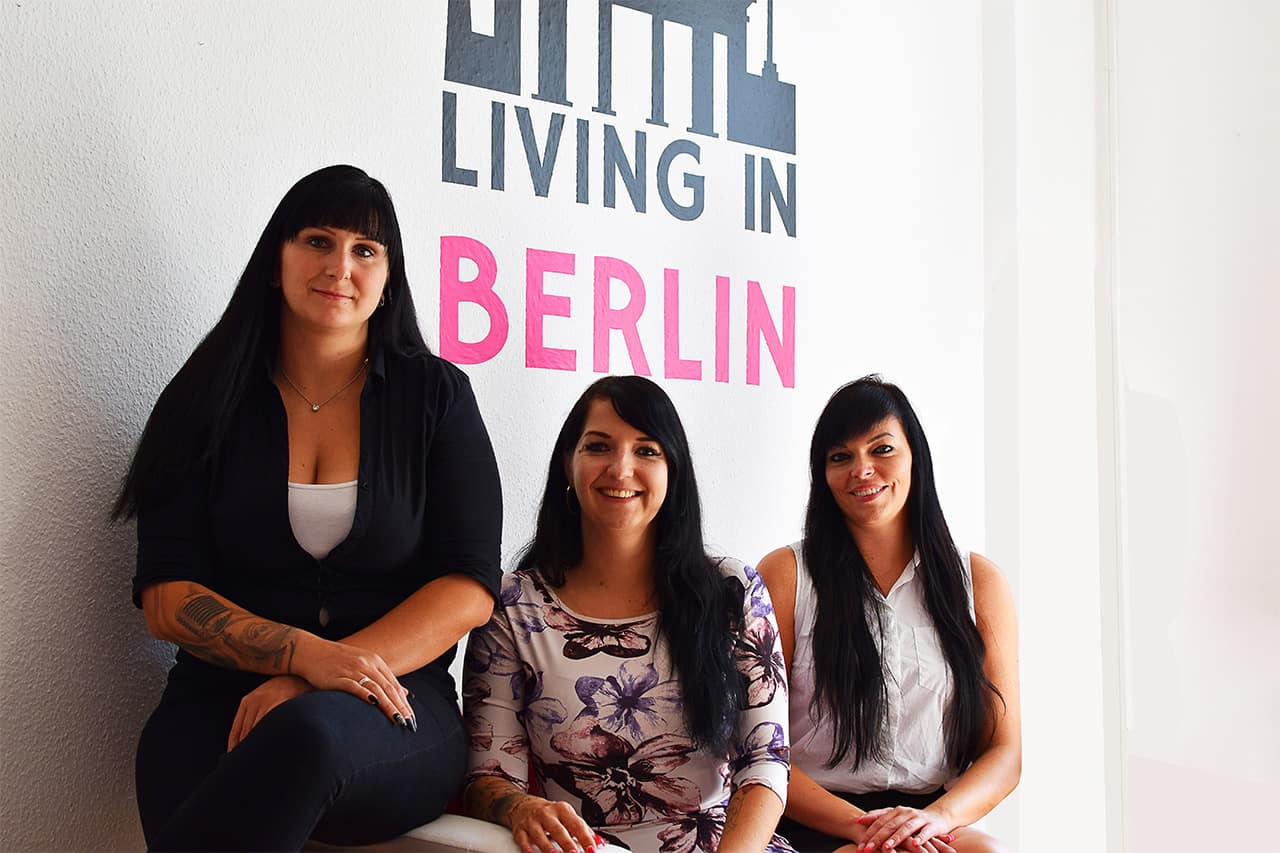 living in berlin team